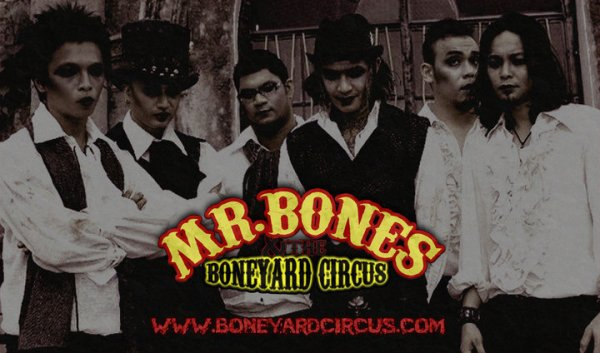Mr. Bones & the Boneyard Circus